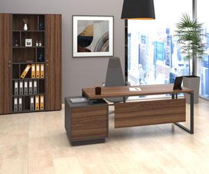 Новая серия офисной мебели Promo Top Manager ТМ Salita
