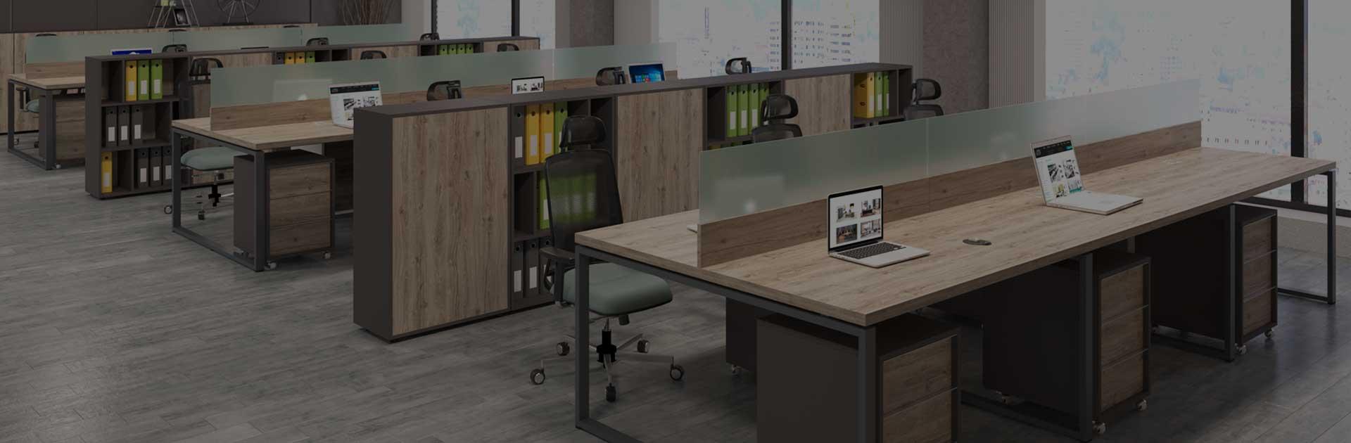 Безкоштовний 3D-Дизайн офісу від наших дизайнерів