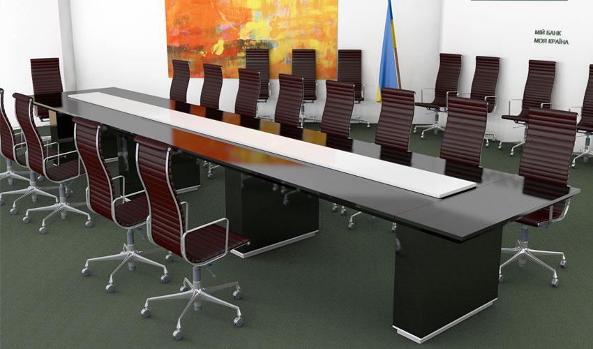 Фото 6. Проект конференц стола