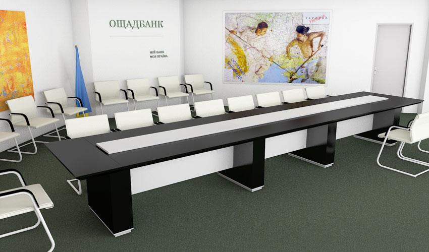 Фото 5. Проект конференц стола