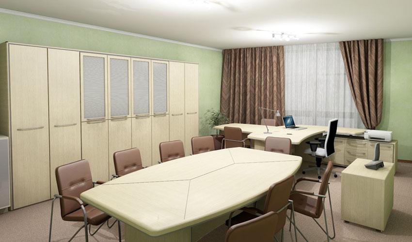 Фото 10. Проект конференц стола