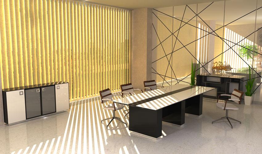 Фото 28. Проект конференц стола