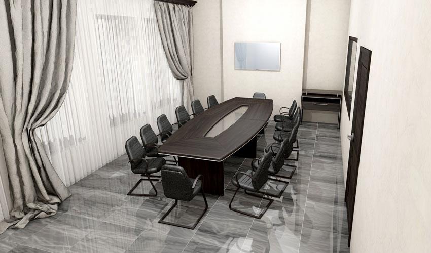 Фото 9. Проект конференц стола