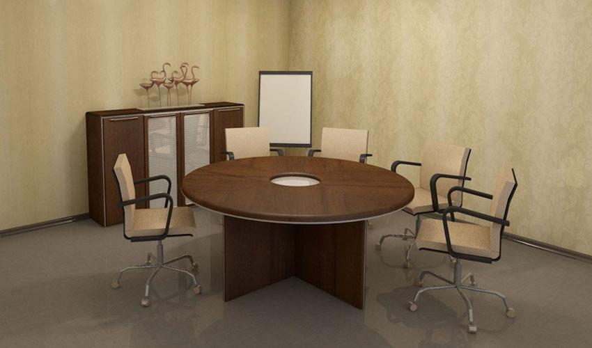 Фото 13. Проект конференц стола