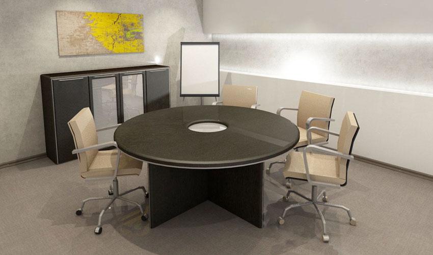 Фото 14. Проект конференц стола