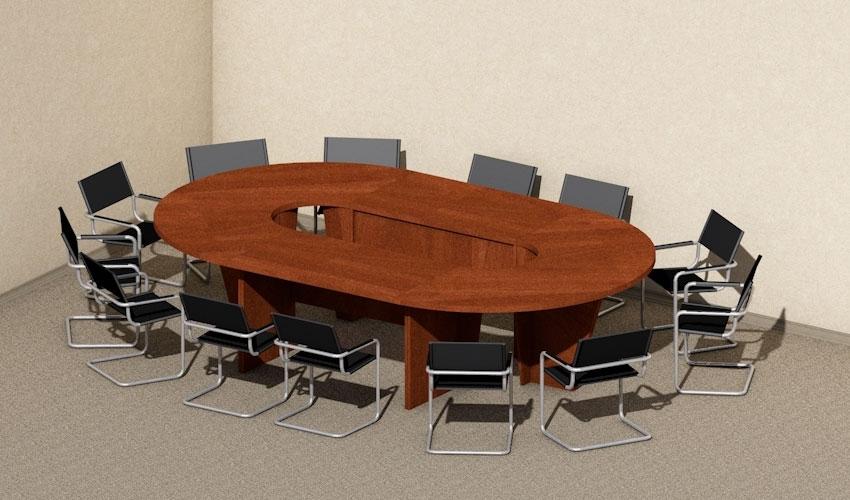 Фото 21. Проект конференц стола