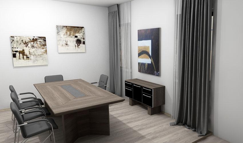 Фото 12. Проект конференц стола