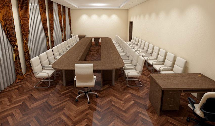 Фото 15. Проект конференц стола