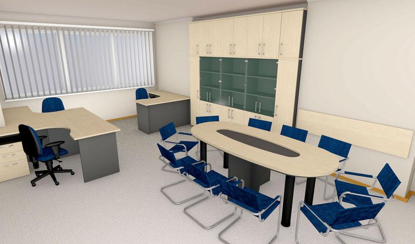 Фото 22. Проект конференц стола