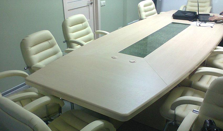 Фото 12. Конференц стола Альянс