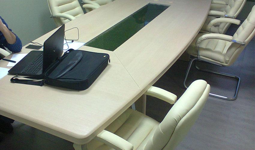 Фото 13. Конференц стола Альянс