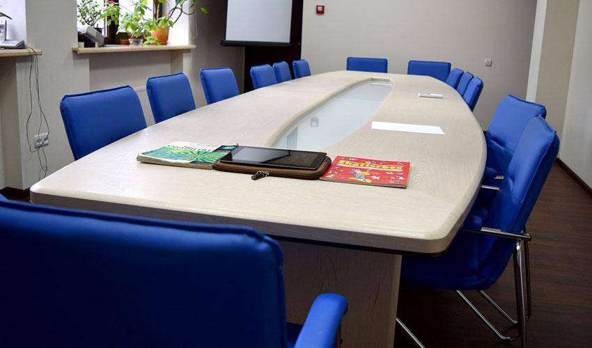 Фото 10. Конференц стола Альянс