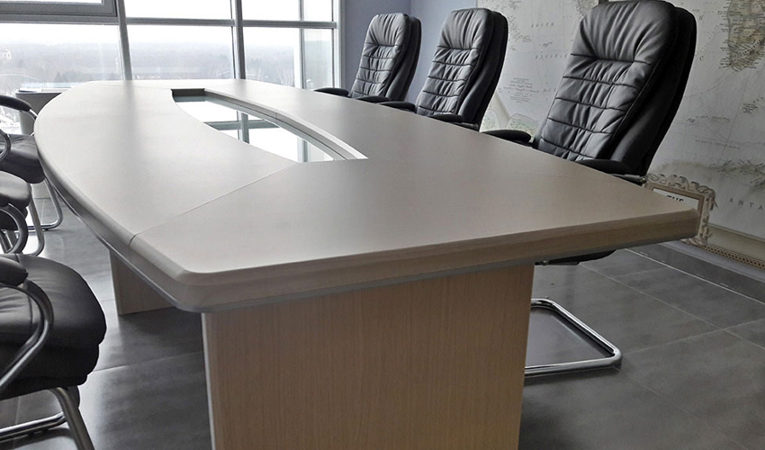 Фото 9. Конференц стола Альянс