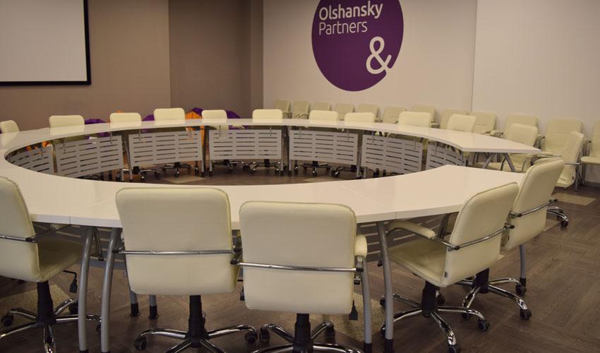 Фото 1. Конференц стола под заказ