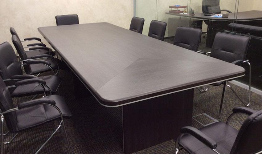 Фото 3. Конференц стола под заказ