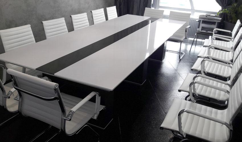 Фото 1. Конференц стола Морион