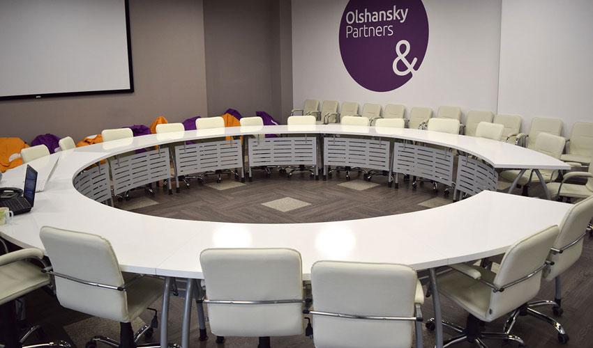 Конференц столы  под заказ